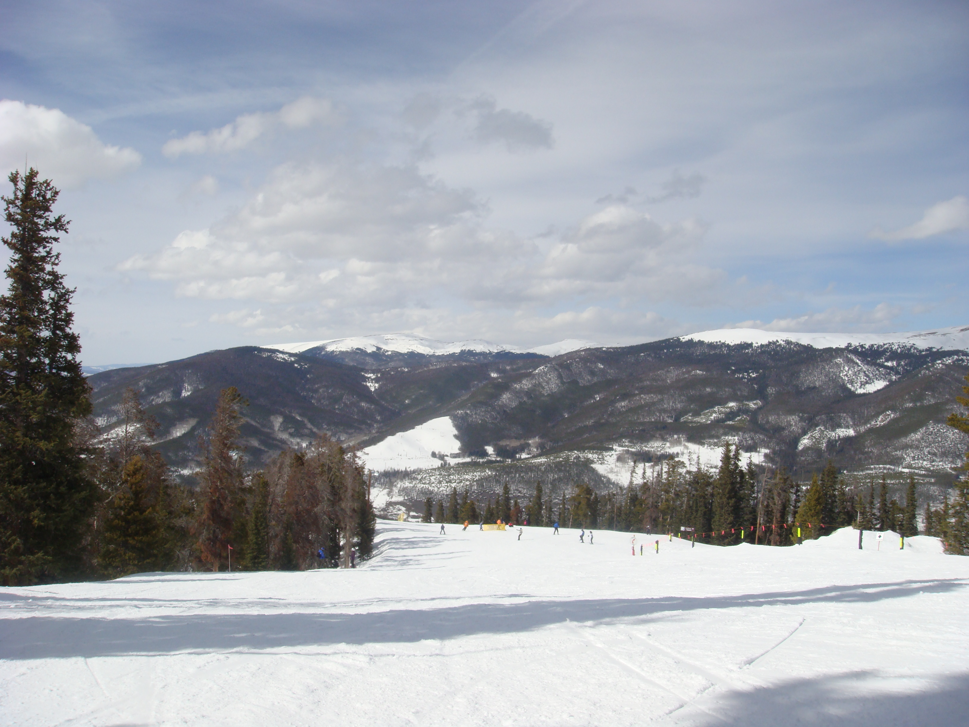 Amazing view at Keystone!